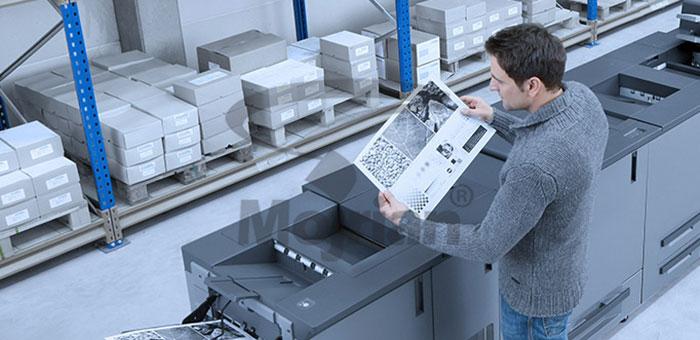 چاپخانه دیجیتال