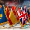 پرچم رومیزی کشورها