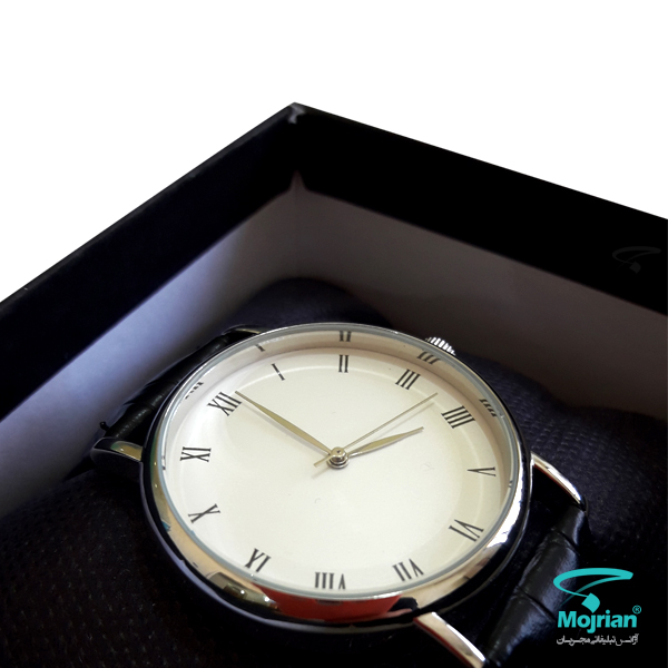 جعبه ساعت مچی تبلیغاتی