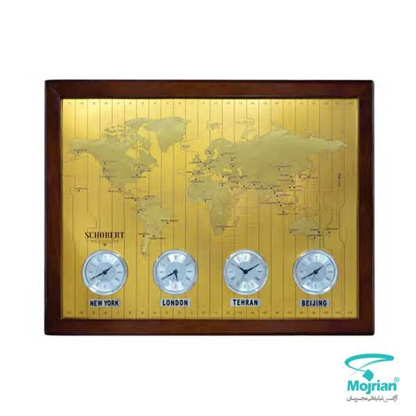 ساعت جهان نما