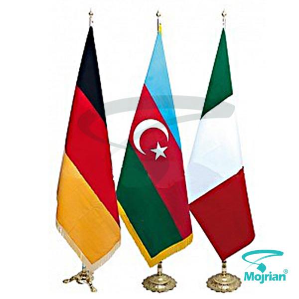 پرچم تشریفات کشورها