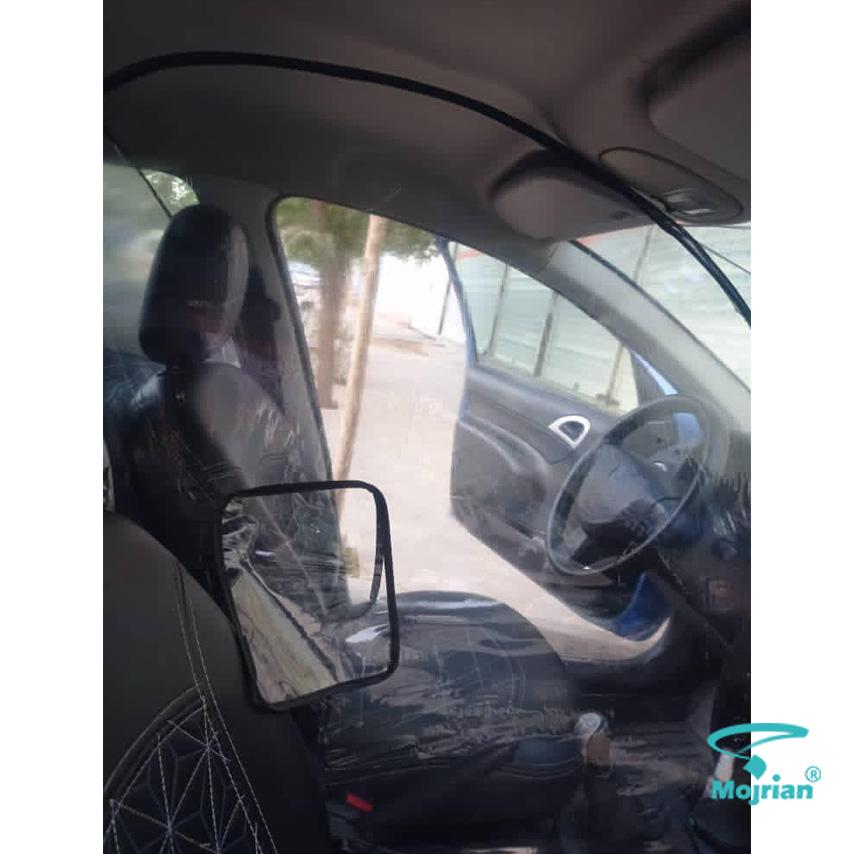 کاور محافظ راننده پنجره دار